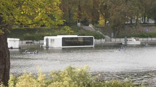Dom na wodzie - Bydgoszcz