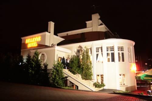 Hotel Bellevue - Charzykowy