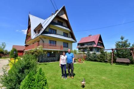 Pensjonat Pod Bocianem - Chochołów