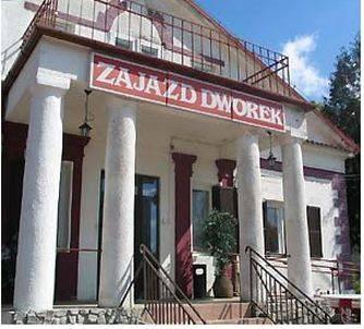 Zajazd Dworek - Choroszcz
