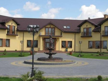 Motel-Restauracja Ballaton - Chustki