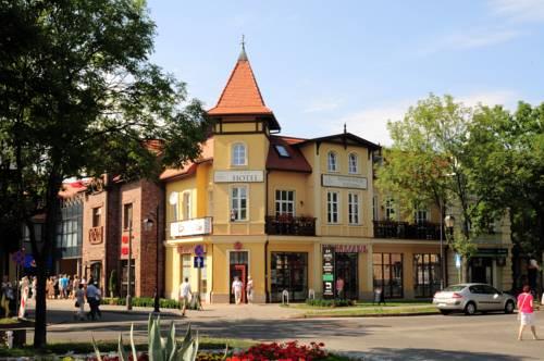 Hotel Neapol - Ciechocinek