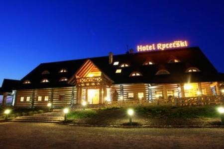 Hotel Rycerski - Czeladź