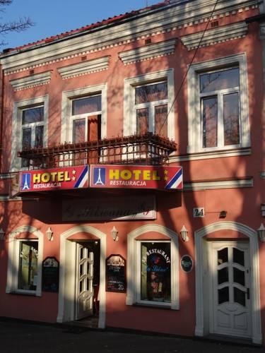 Hotel Sekwana - Częstochowa