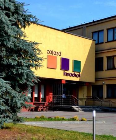 Zajazd Kwadrat - Dąbrowa Górnicza