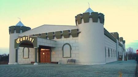 Zamek Camelot - Dębica