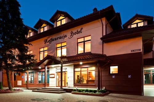 Hotel Podzamcze - Dobczyce