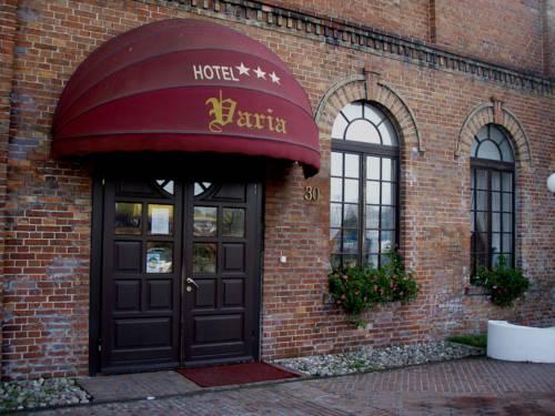 Hotel Restauracja Varia - Działdowo