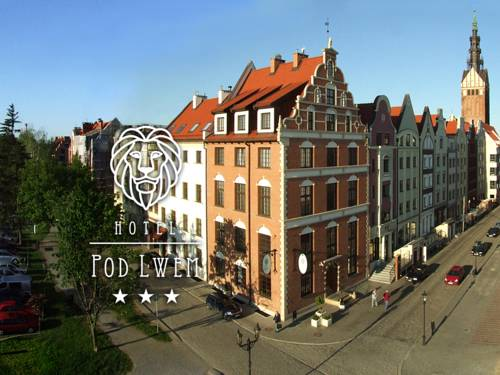 Hotel Pod Lwem - Elbląg