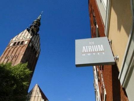 Hotel Atrium - Elbląg