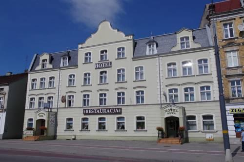 Hotel Sowa - Elbląg