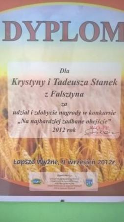 Pensjonat Krysia - Falsztyn