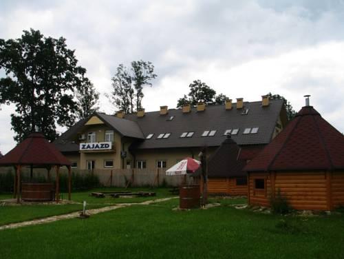 Zajazd Podzamcze - Fałków