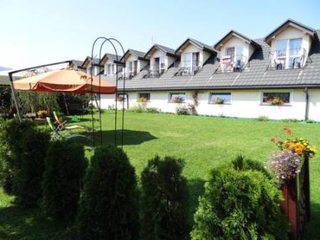 Pensjonat Tajemniczy Ogród - Frydman