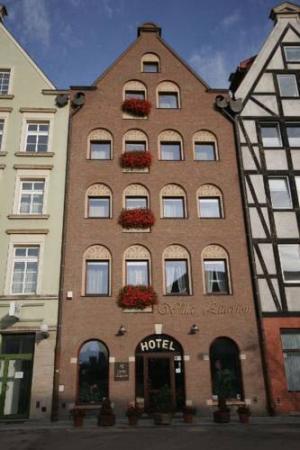 Willa Litarion Old Town - Gdańsk