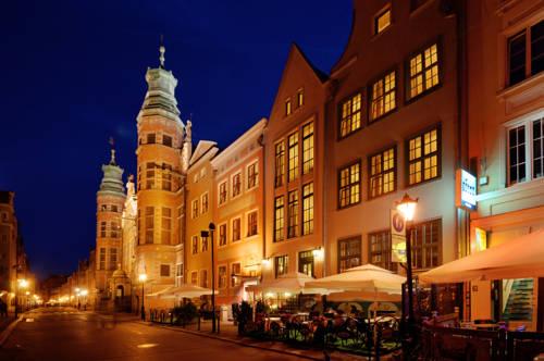 Hotel Wolne Miasto - Old Town Gdańsk - Gdańsk