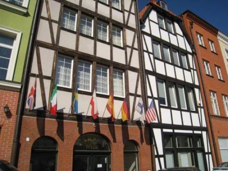 Villa Parnas Old Town - Gdańsk