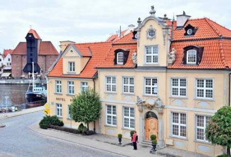 Podewils Old Town Gdansk - Gdańsk