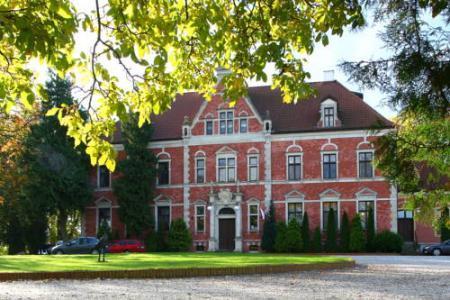 Lezno Palace - Leźno