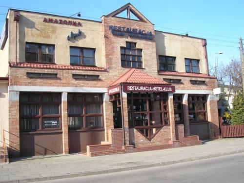 Hotel Amazonka - Gdańsk