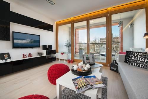 Apartamenty Apartinfo Center - Gdańsk