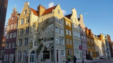 Apartament-Studio Old Town-Szeroka - Gdańsk