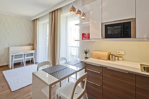 The Best Stay Central Apartment Gdansk - Gdańsk