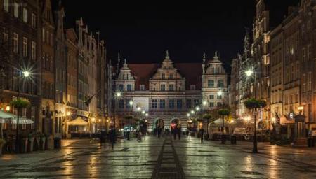 Apartament Długi Targ - Gdańsk