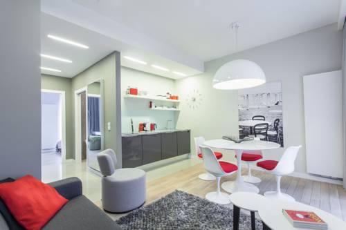 Apartament Soleil - Gdańsk