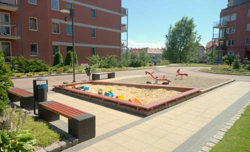 IRS ROYAL APARTMENTS Apartamenty IRS Nowa Lastadia - Gdańsk