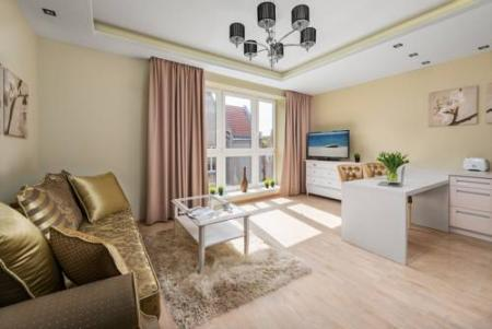 Apartament Złoty Golden Apartment - Gdańsk