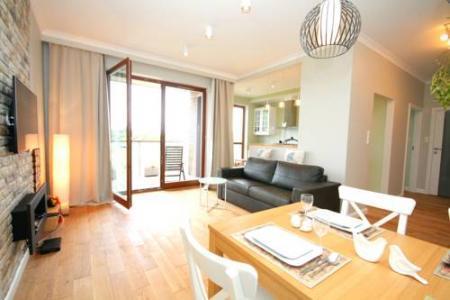 Rent a Flat apartments - Nadmorski Dwór - Gdańsk