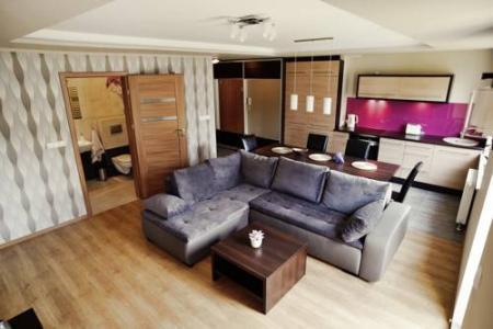 Luksusowy apartament nad samym morzem - Gdańsk