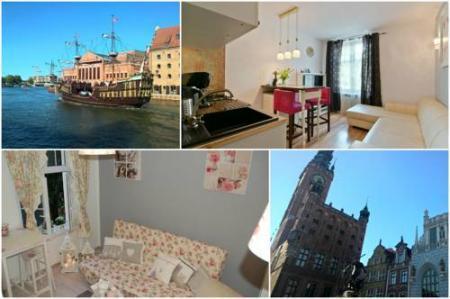 Apartamenty przy Szerokiej - Gdańsk