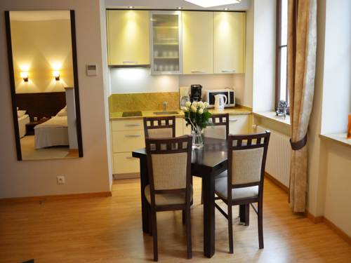 Apartament Dominikański - Gdańsk