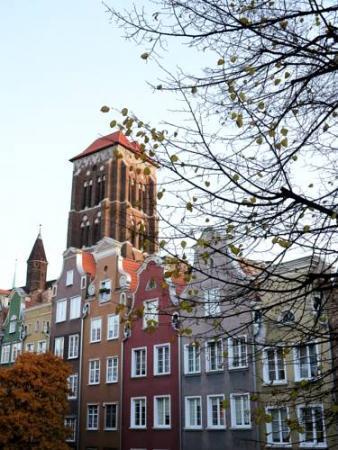 Sień Gdańska - Gdańsk