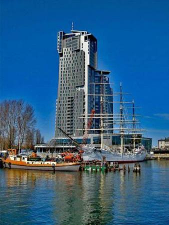Sea Towers - Gdynia