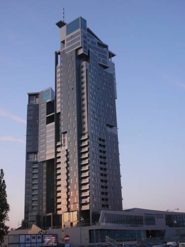 Sea Towers - Gdynia