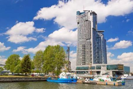 Apartament Seaside SeaTowers - Gdynia
