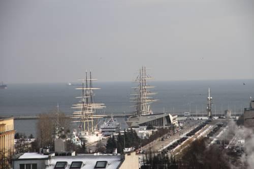 Sleepy3city with Sea View II - Gdynia