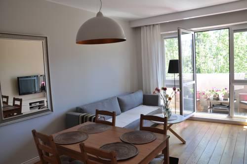 Apartament Starowiejska - Gdynia
