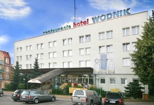 Hotel Wodnik - Giżycko