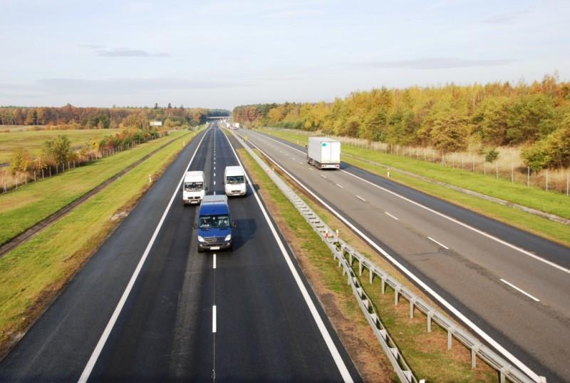 Autostrada A4 na odcinku obwodnicy Opola