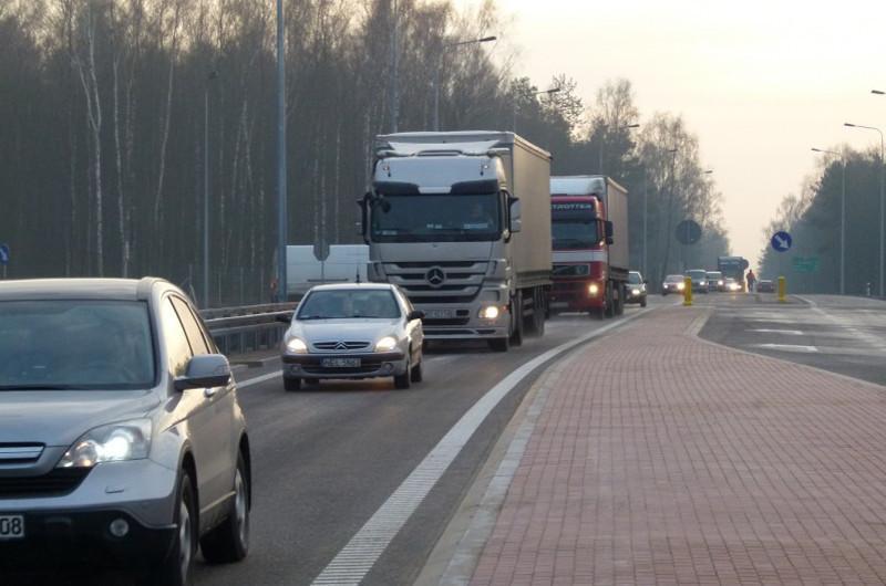 Obwodnica Stawisk w województwie podlaskim w ciągu drogi S61