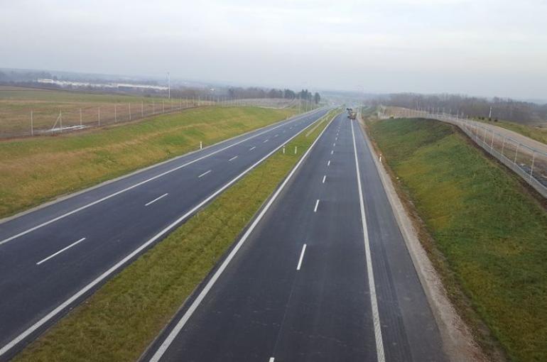Droga S5 pobiegnie dalej od A1 do Ostródy