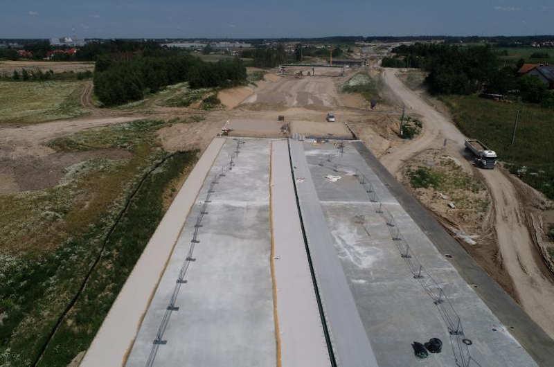 Budowa południowej obwodnicy Olsztyna w ciagu drogi ekspresowej S51