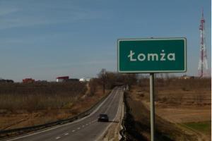 Obwodnica Łomży: TOTO zrealizuje S61 Łomża Zachód – Kolno