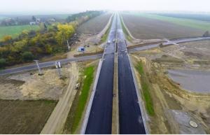 Postęp prac na budowie obwodnicy Nysy. Listopad 2016 r.