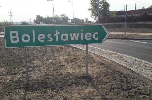 Dolnośląskie: Puszczono ruch na obwodnicy Bolesławca