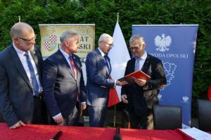 Opolskie: Obwodnica Brzegu z szansą na realizację w 2022 r.